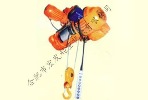md型电动葫芦,它具有重量轻